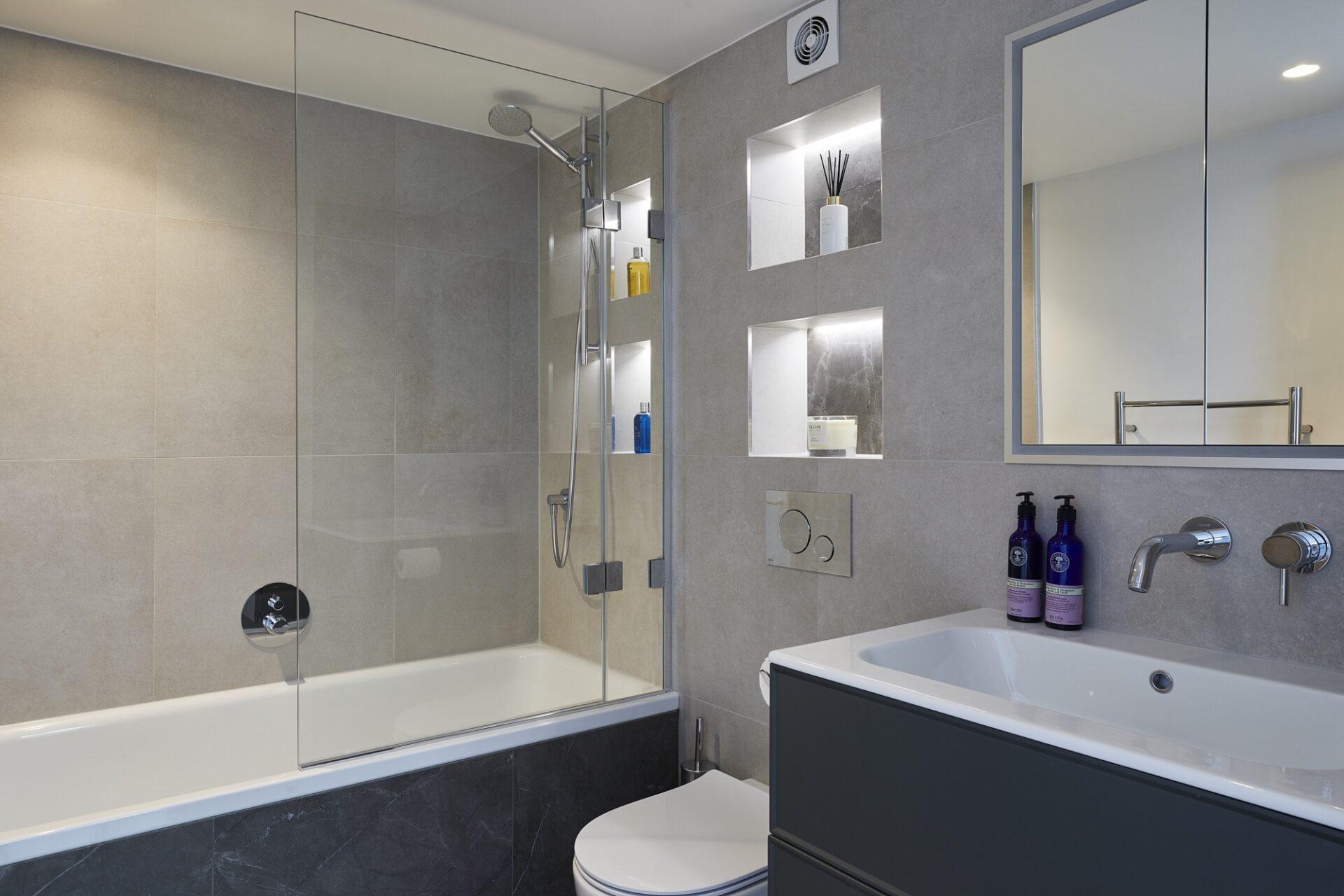 Bathroom Installation Service Image